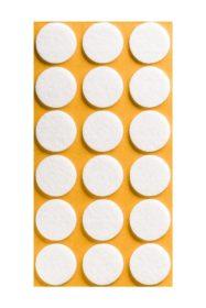 Folmag felt pads - round 25mm