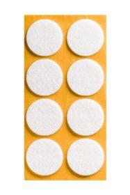 Folmag felt pads - round 35mm