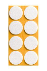 Folmag felt pads - round 38mm