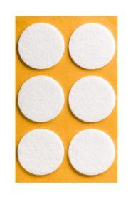 Folmag felt pads - round 40mm