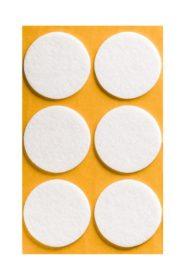 Folmag felt pads - round 45mm