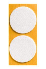 Folmag felt pads - round 70mm